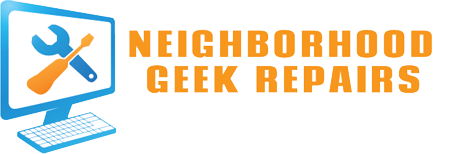 Neighborhood Geek Repairs Logo