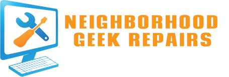 Neighborhood Geek Repairs Logo